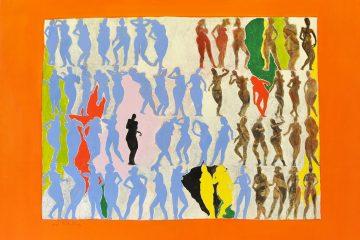 Peintures à l'huile de femmes par l'artiste Carol Bathellier