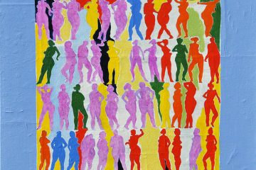 Peintures de femmes par l'artiste Carol Bathellier